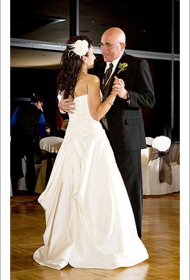 Wedding at the Marriott Hotel in Marina del Rey