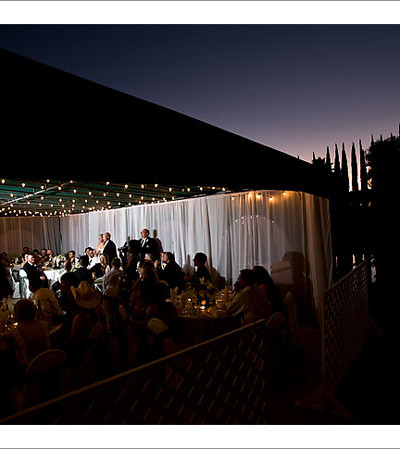 John and Carrie got married at the Lindero Country club