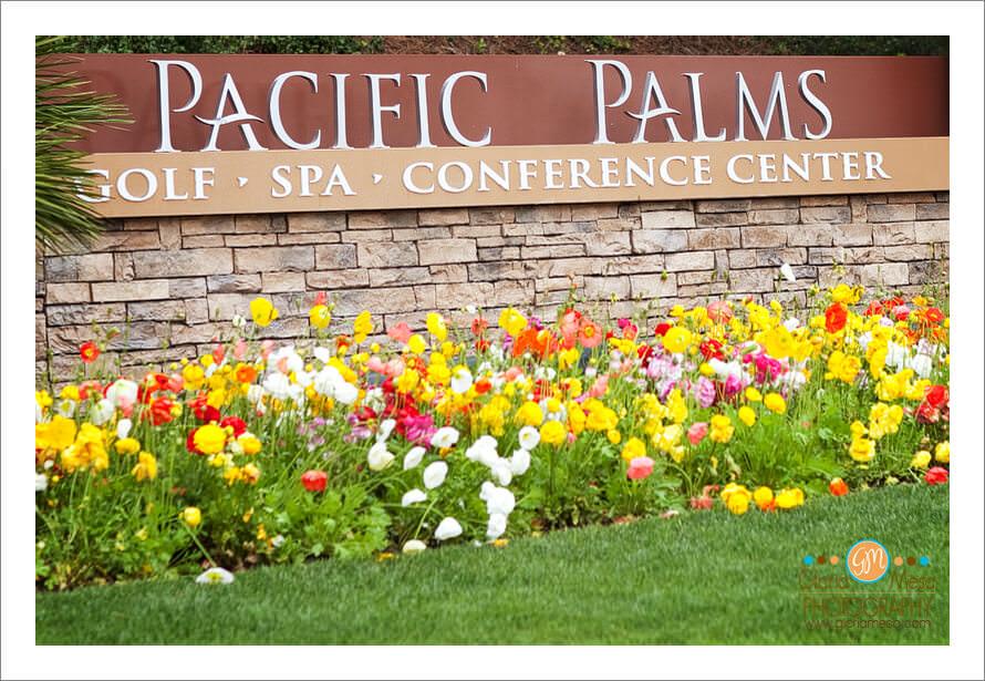 Pacific Palms Resort Weddings