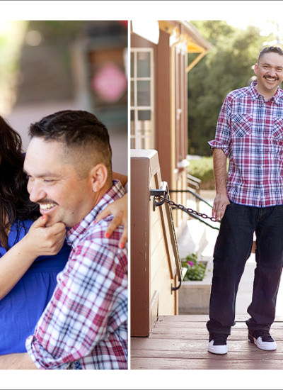 Engagement session in Simi Valley, Ventura County