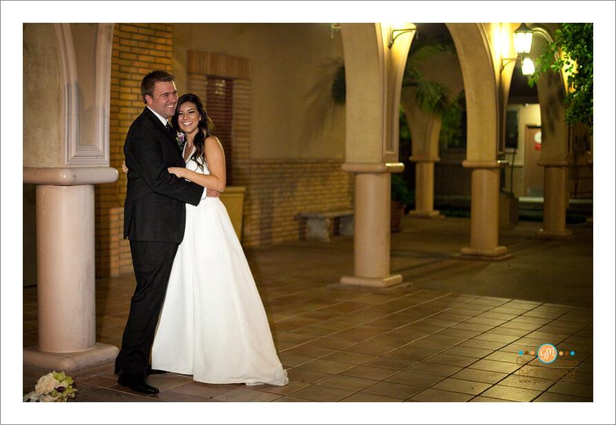 Alicia and chris wedding