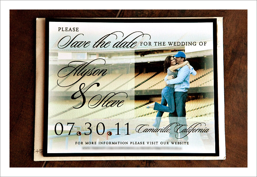 Save the Date Cards – Save the Date Wedding Etiquette
