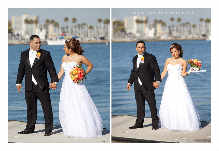 Long Beach, Weddings, Photographer