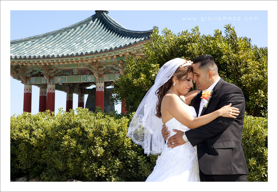 Korean Bell, Long Beach, Weddings,