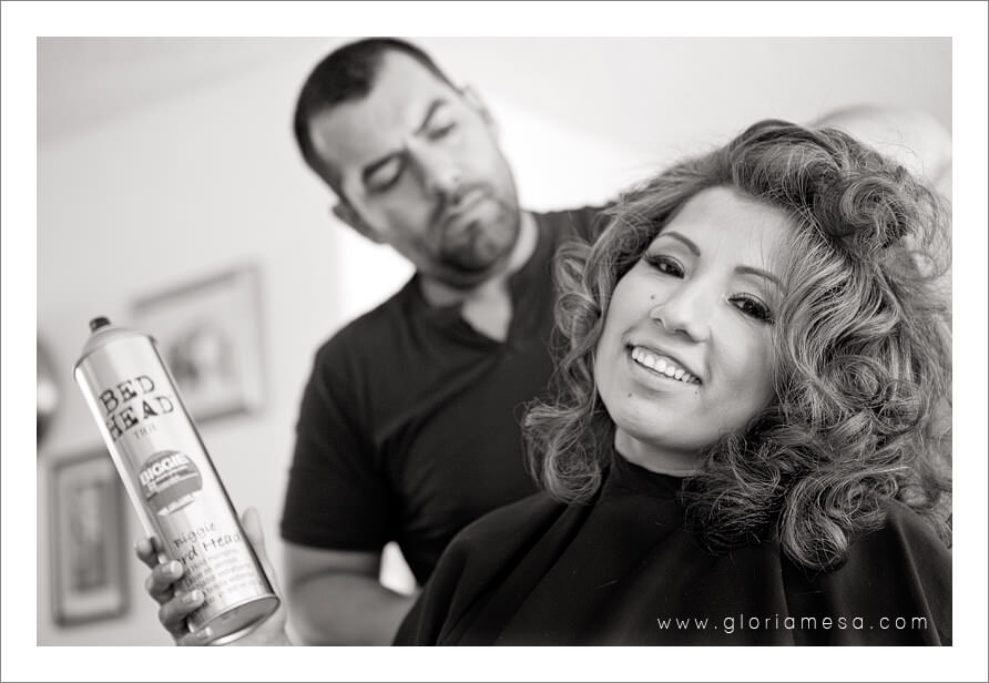 Hair & Makeup - Relinis, Long Beach, Downey, Reef
