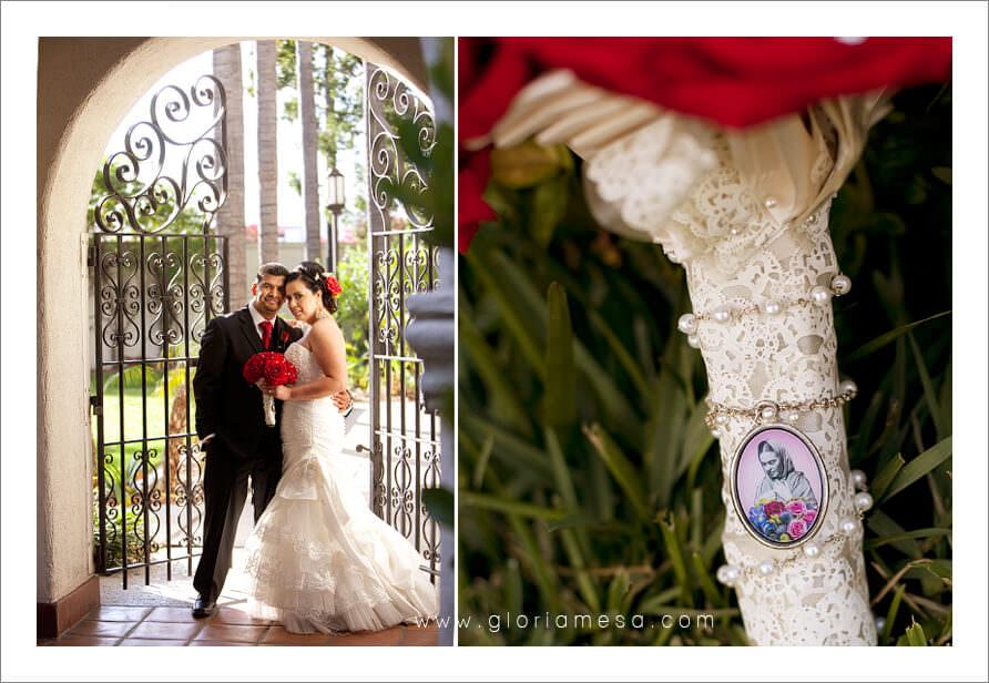 Frida Khalo, Theme, Weddings