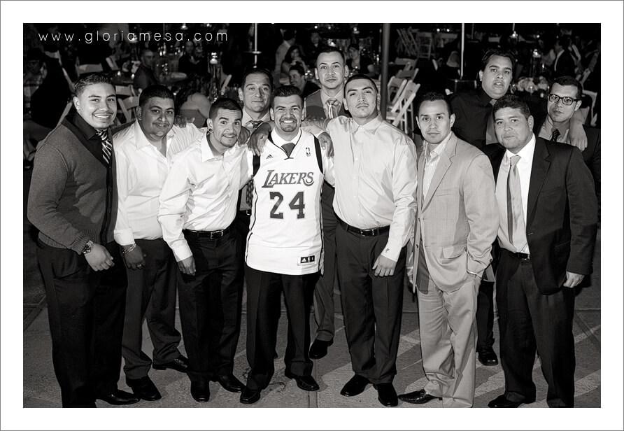 Lakers, Weddings, Orange County