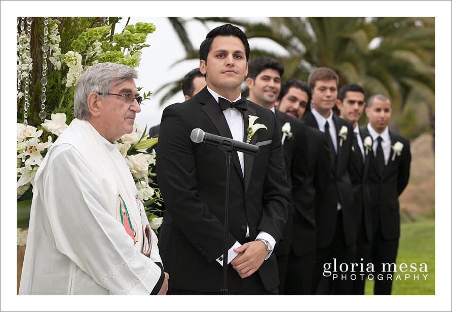 Catholic, Weddings, Outfdoor