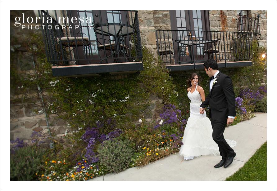 BelAir Bay Club wedding photos