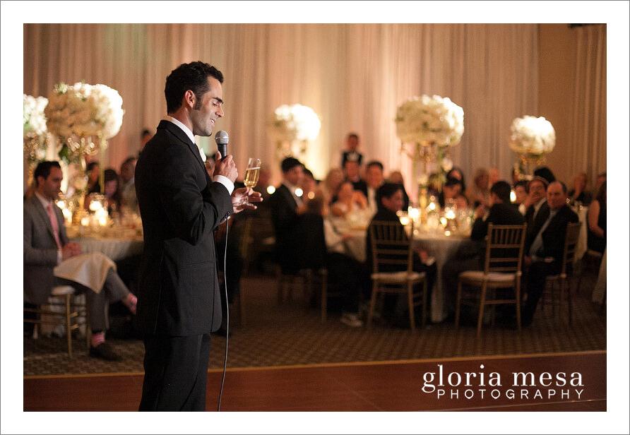 Toast, Best Men, Ballroom weddings