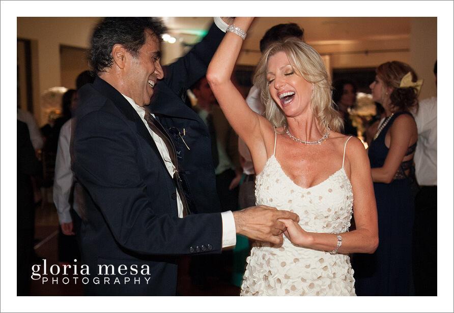 Dancing, having Fun photos, Gloria Mesa