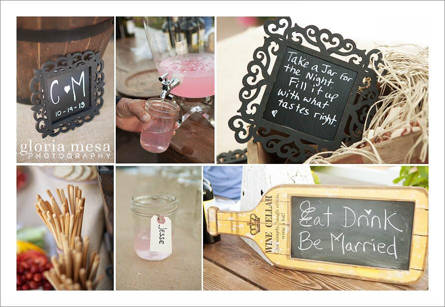 Details, details, Weddings, Events