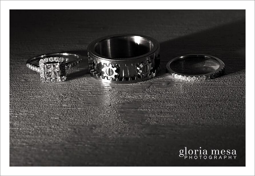 Weddings, Rings, Diamonds
