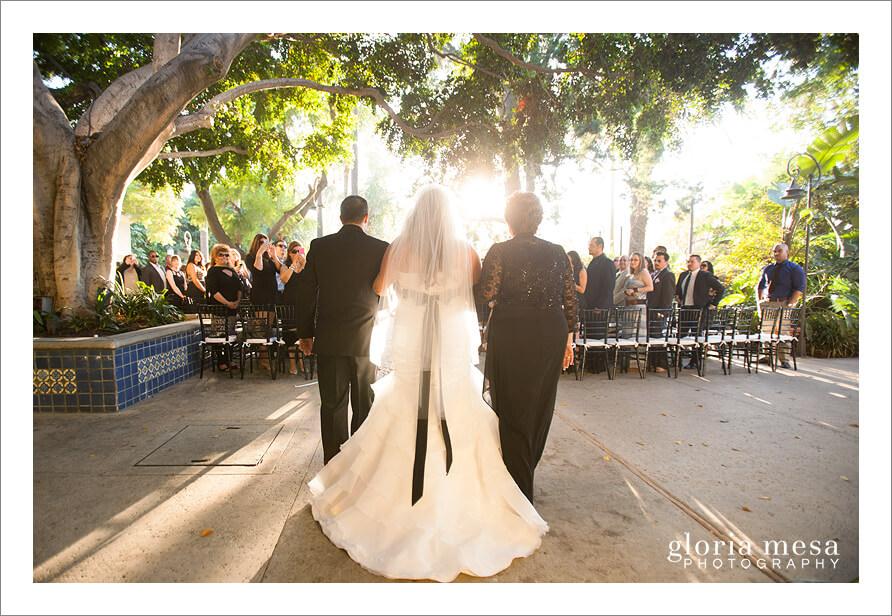 Los Angeles River Center And Gardens Wedding Photos Gloria Mesa Wedding Photography