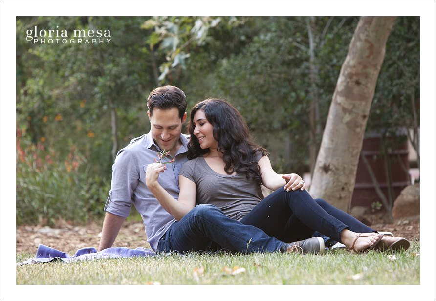Outdoor, engagement, session,