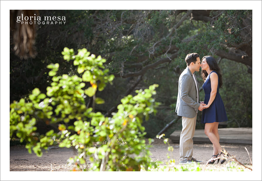Engagement session in pacific Palisades, Bel Air Bay club