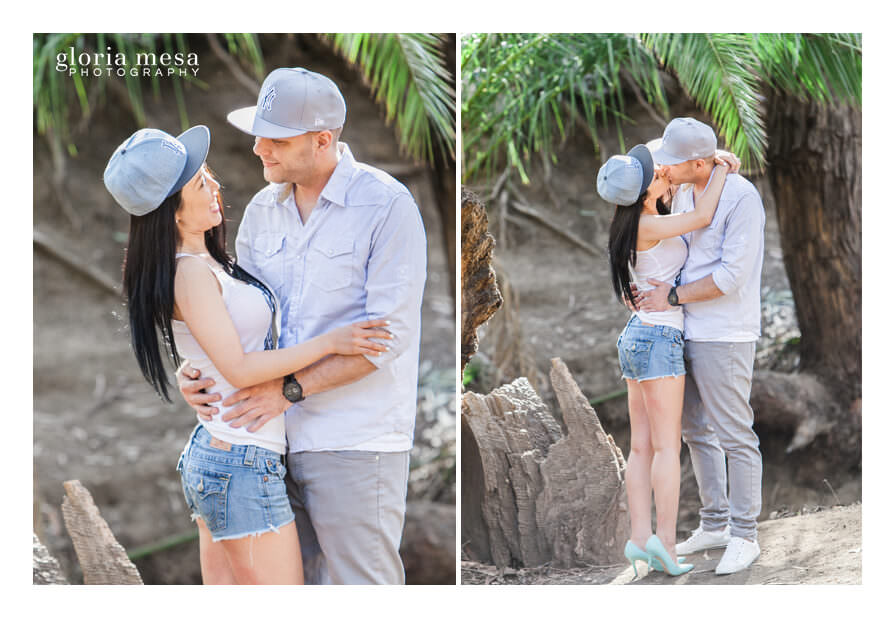 Engagement Session at Temescal Canyon