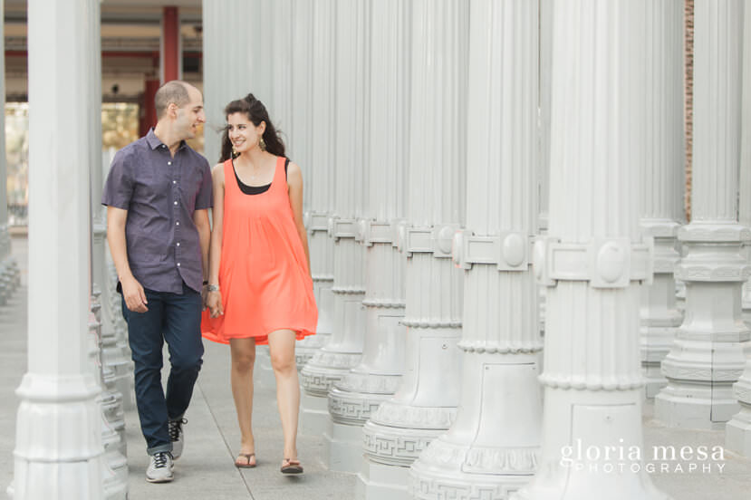Los-Angeles-Engagment-Photos-LACMA-Museum-16