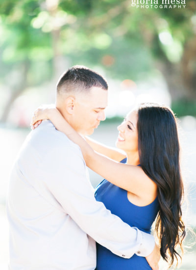 Engagement Session Old Town Ventura