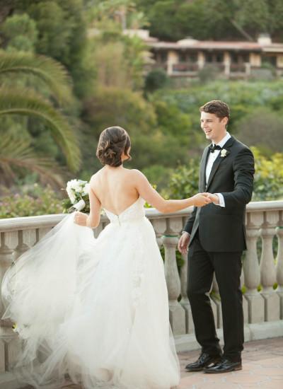 Inside Weddings Featured Bel-Air Bay Upper Club