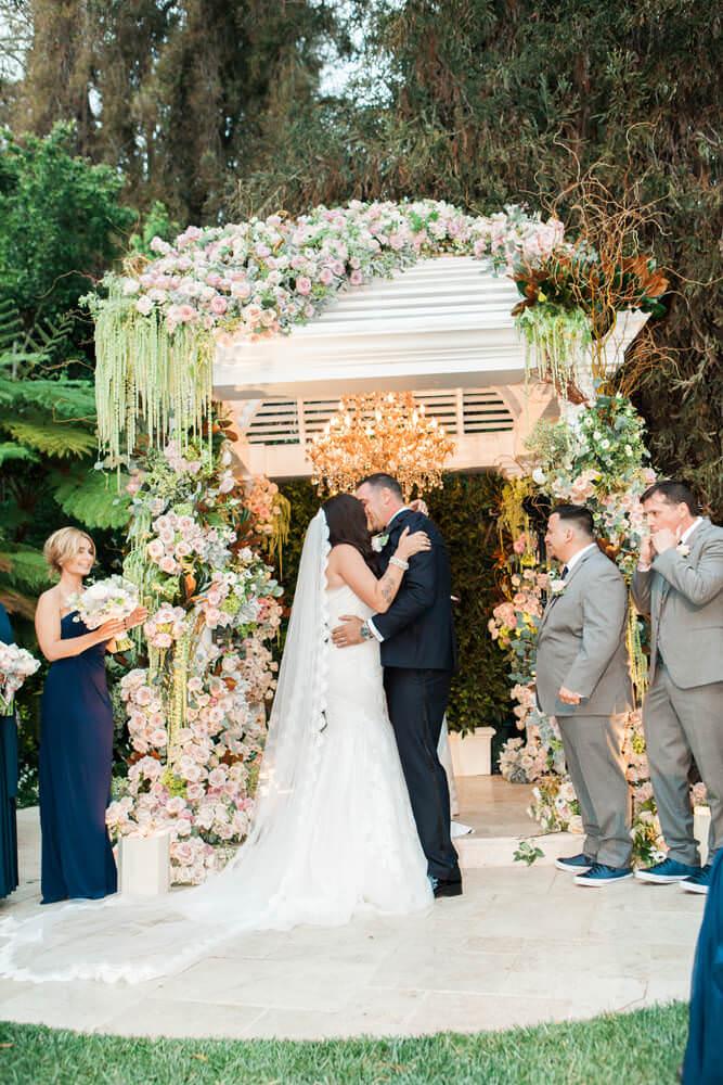 Hotel Bel-Air Inside Weddings Featured