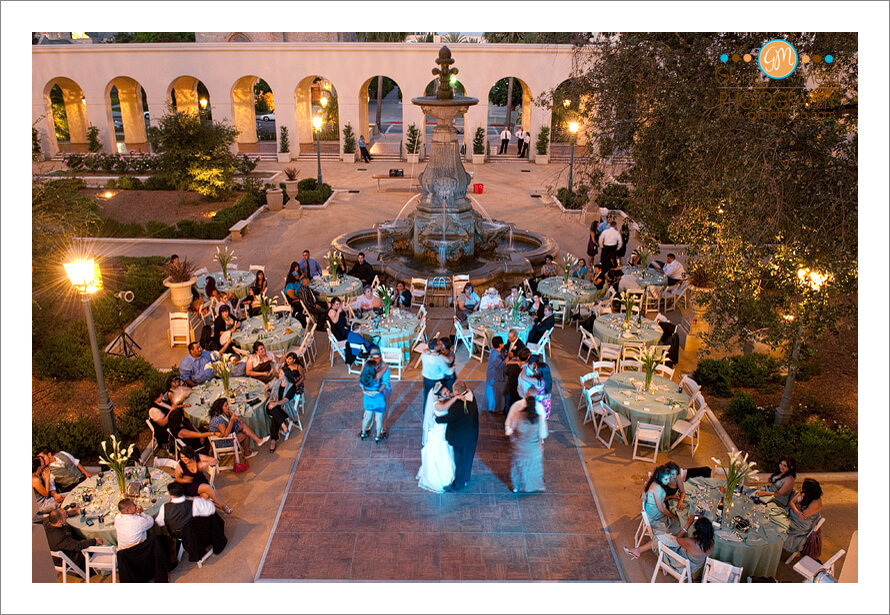Pasadena City Hall Weddings Milton And Erica Gloria Mesa Wedding
