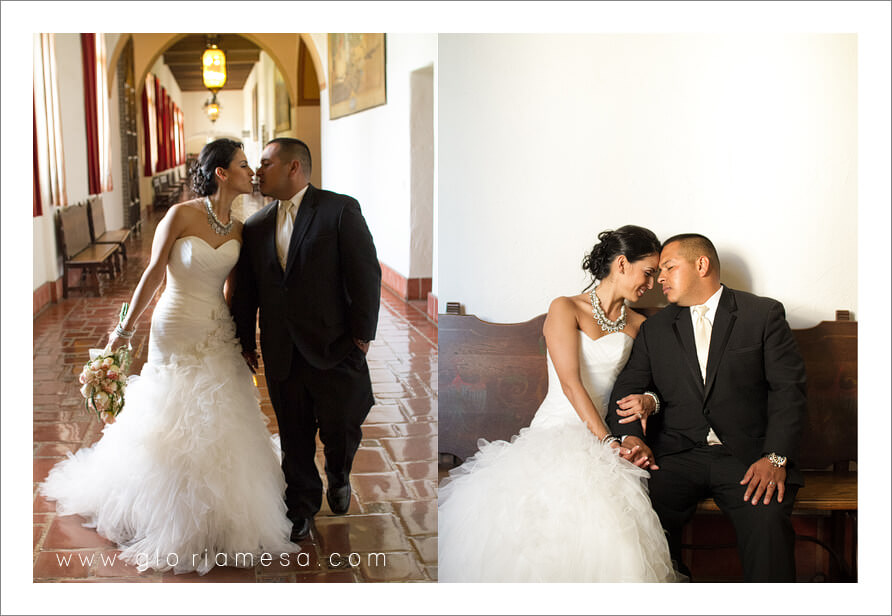 Ventura County Santa Barbara Court House Weddings